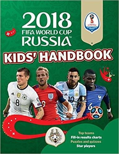 2018 FIFA World Cup Russia Kids Handbook