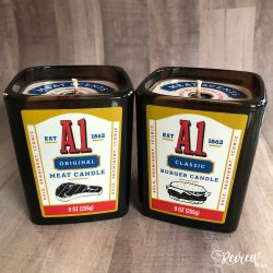 A-1 Meat Scented Candle
