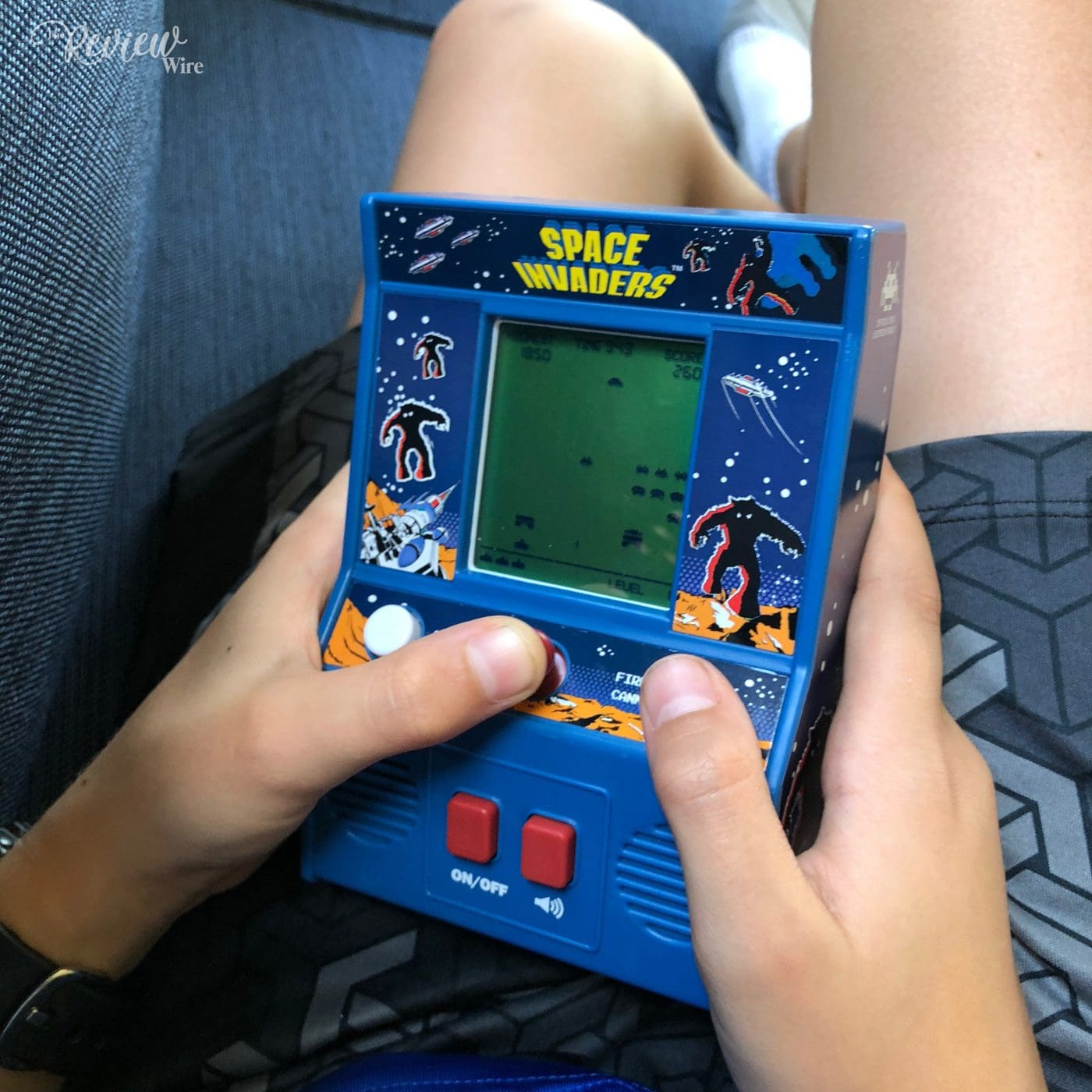 The Review Wire Summer Guide 2018 Basic Fun Arcade Game Classics Space Invaders