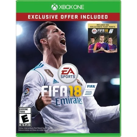 Fifa 18 Limited Edition (Xbox One)