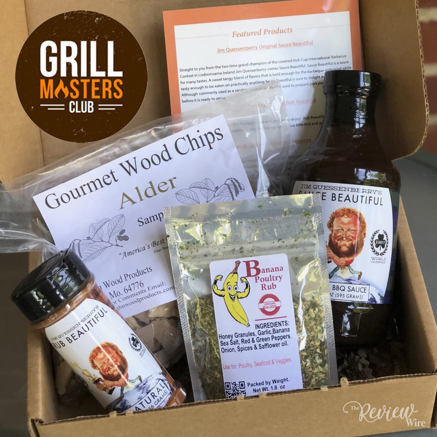 The Review Wire Summer Guide 2018 Grill Masters Club