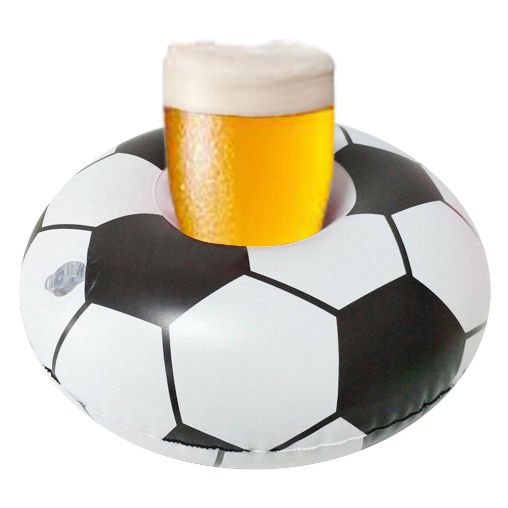 Inflatable Soccer Drink Holders