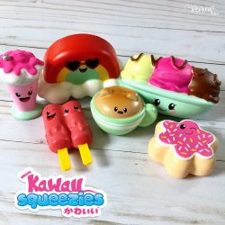 Just Play Kawaii Squeezies