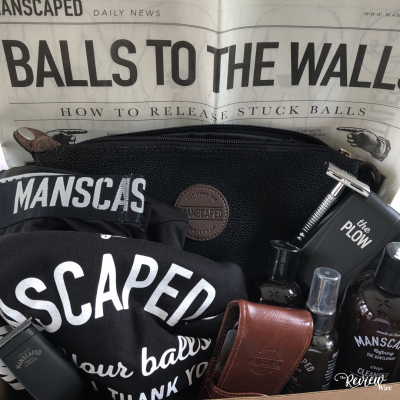Manscaped: Men's Luxury Manscaping Tools Video Review