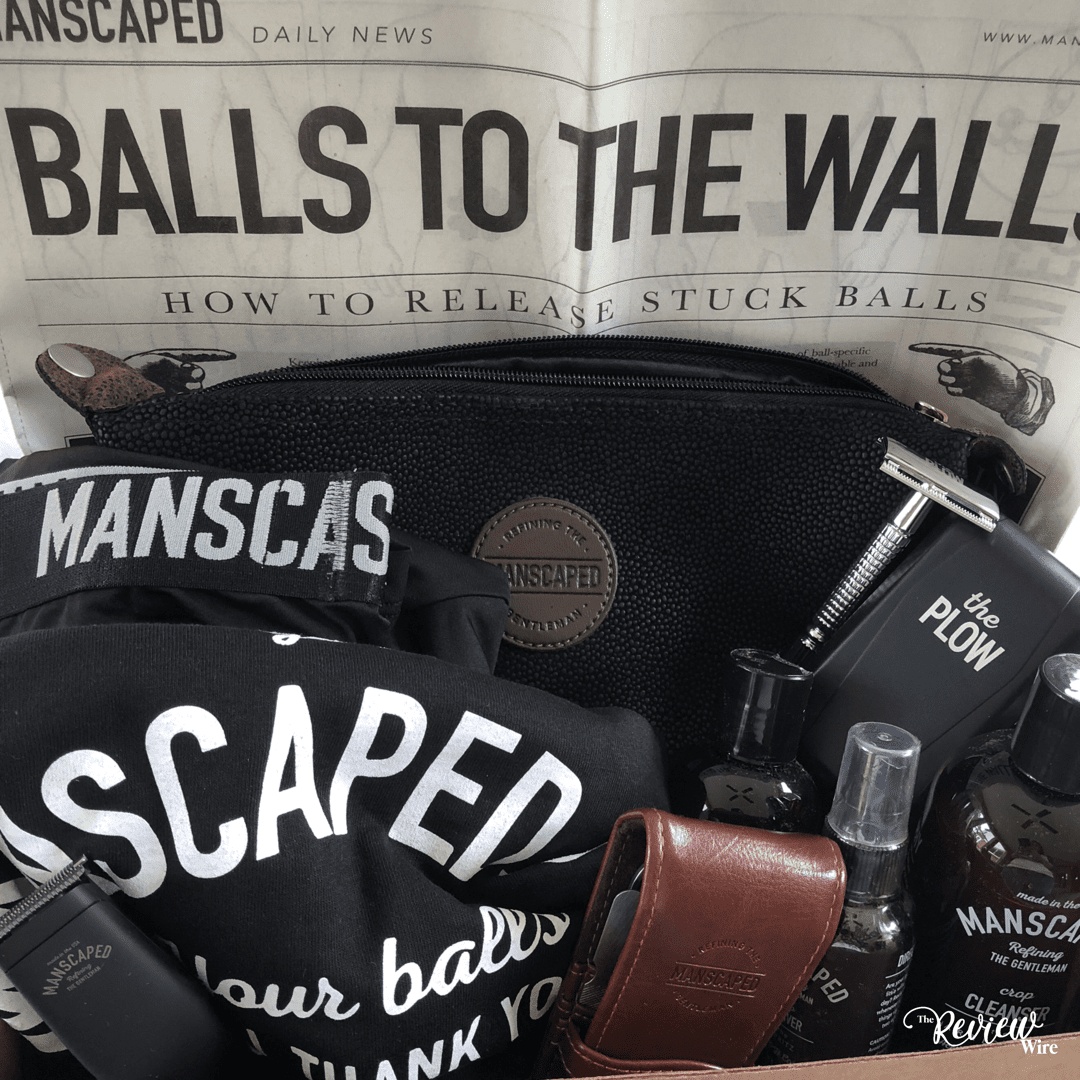 Manscaped Manscaping Tools Package