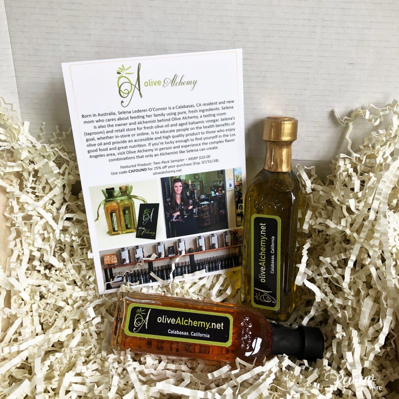 Olive Alchemy
