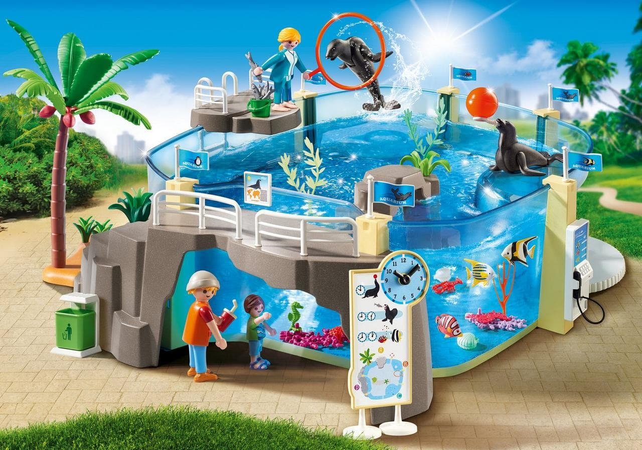 The Review Wire Summer Guide 2018 Playmobil Aquarium