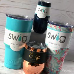 SWIG Tumblers: Stainless Steel Insulated Cups