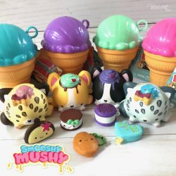 Smooshy Mushy Creamery Ice Cream Cones Series 3