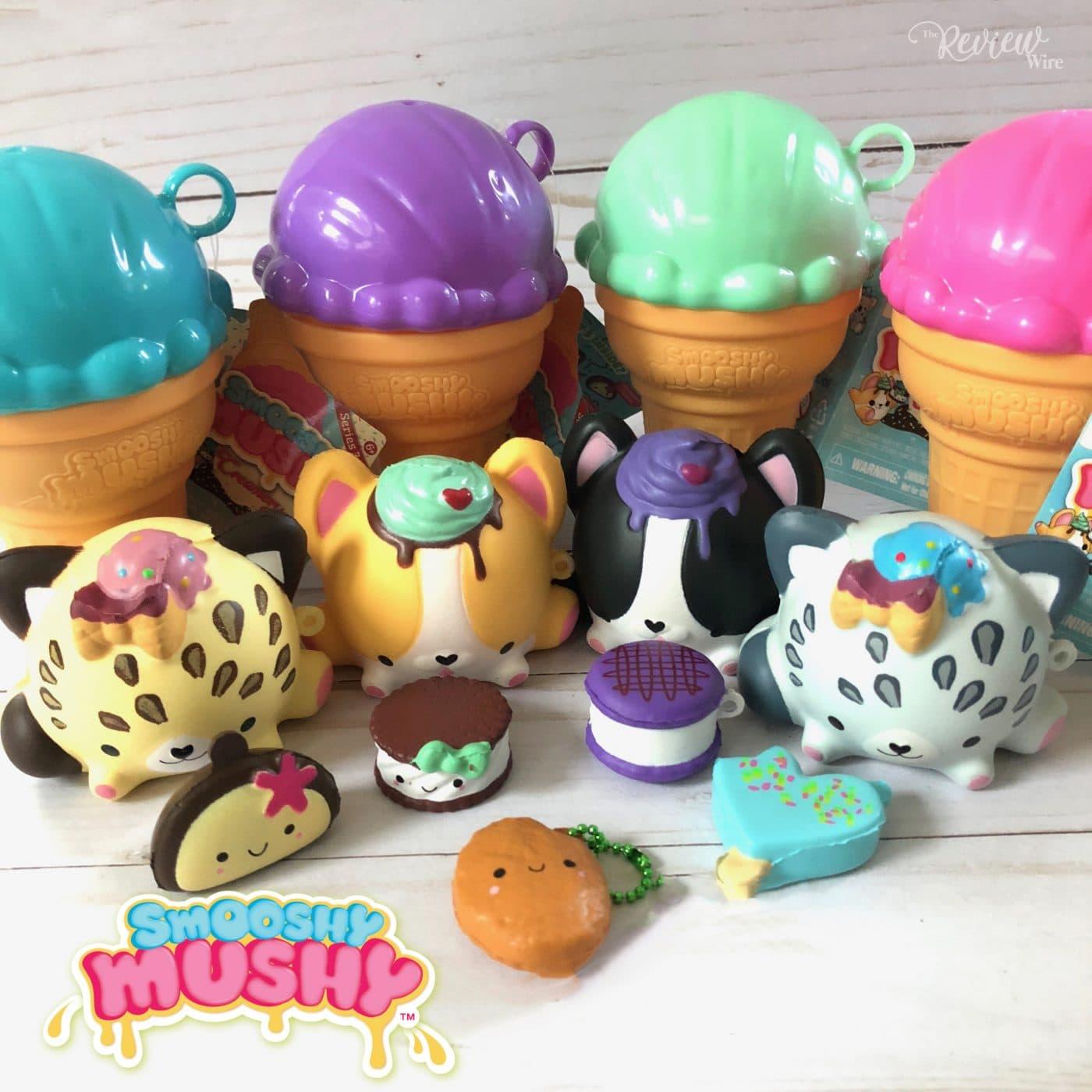 The Review Wire Summer Guide 2018 Smooshy Mushy Creamery Ice Cream Cones Series 3