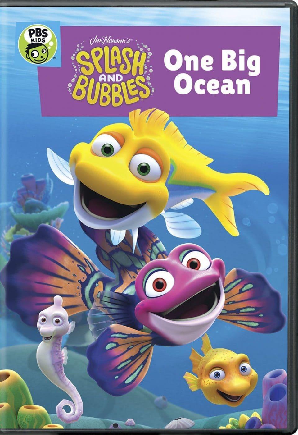 Splash and Bubbles One Big Ocean
