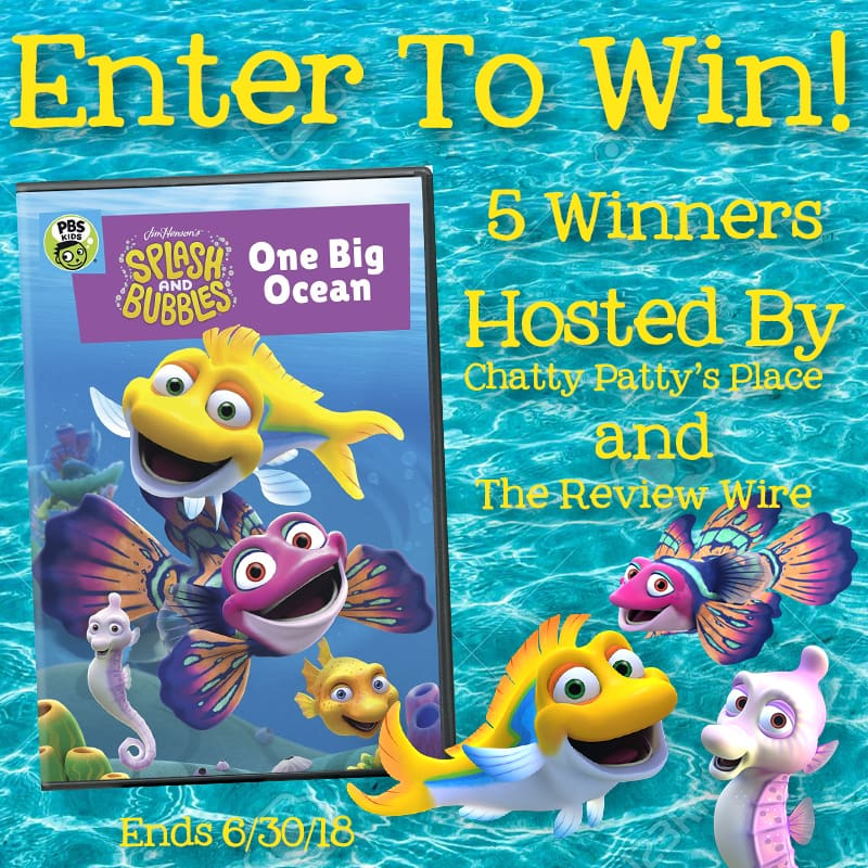 splash and bubbles giveaway