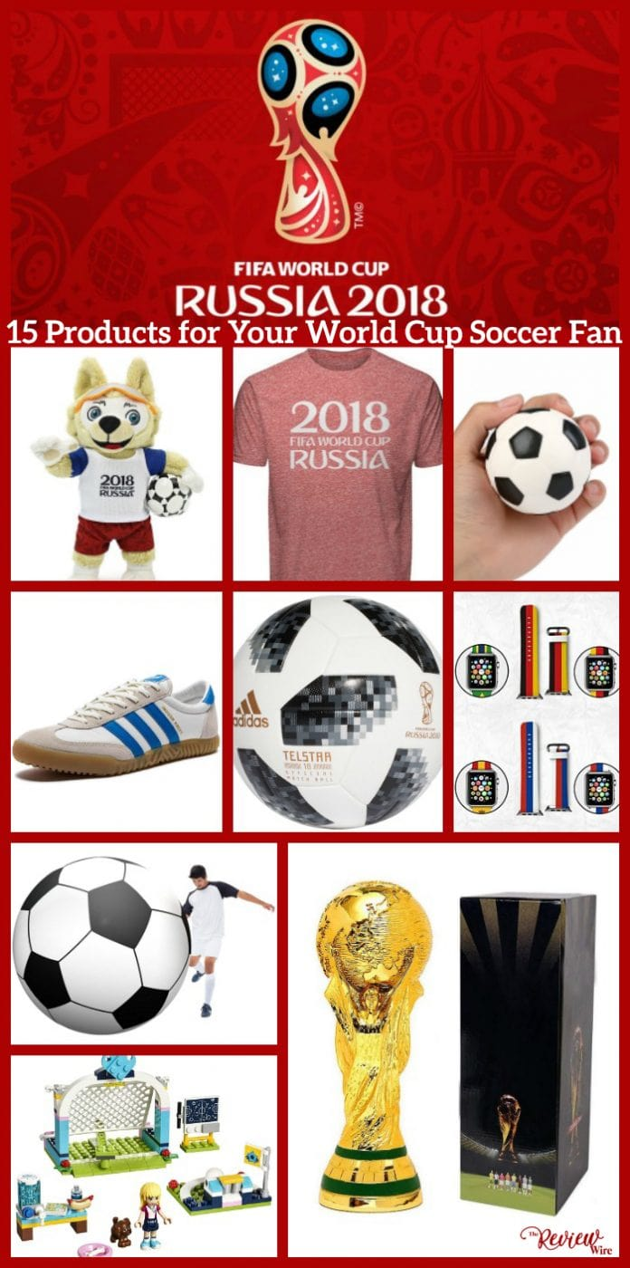 The Review Wire - 15 Products for Your Soccer Fan