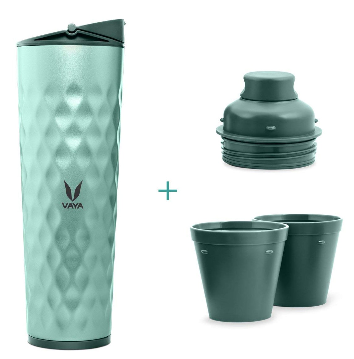 The Review Wire Summer Guide 2018 Vaya Drynk 3-in-1 Water Bottle