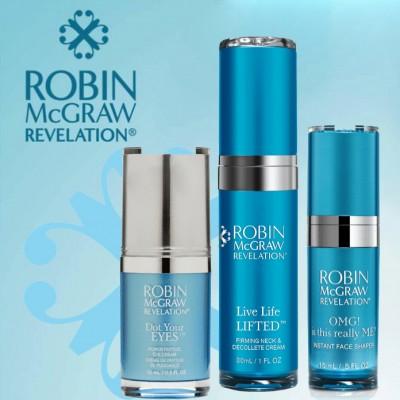 Robin McGraw Revelation Skincare Line