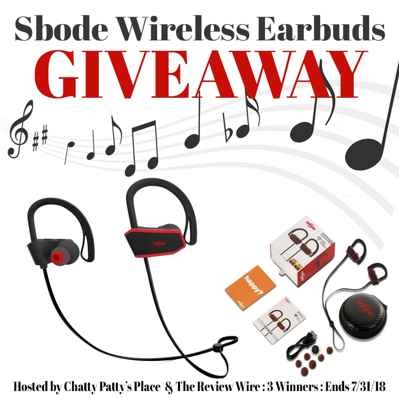 Sbode Wireless Headphones Giveaway