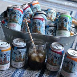 Virgil's All Natural Zero Calorie Soda