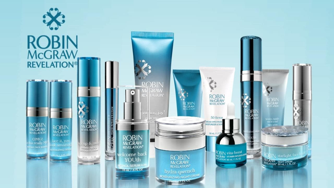 robin mcgraw revelation product line
