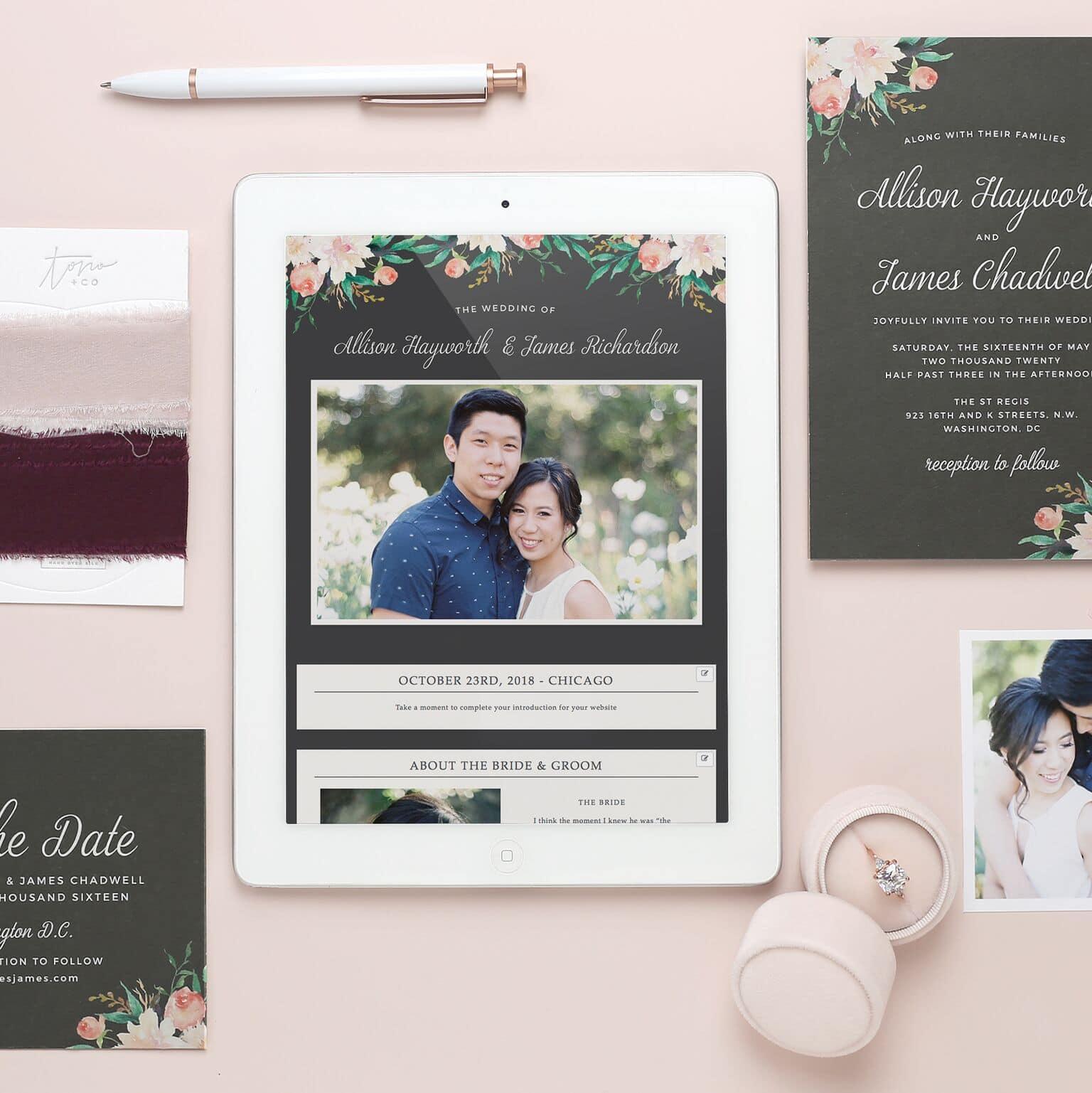 Basic Invite Wedding Invites