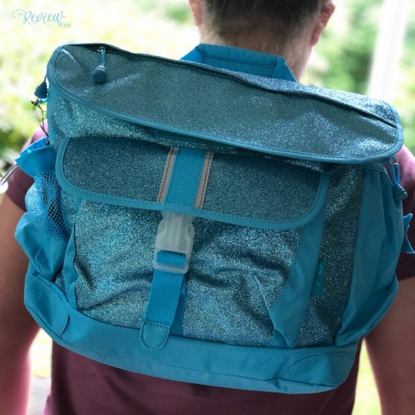 Bixbee Sparkalicious Turquoise Backpack
