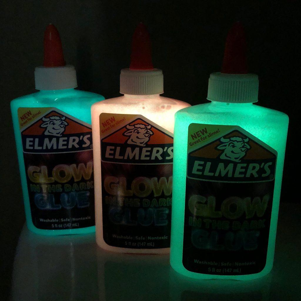 деталей клей элмерс светящийся картинки подарок