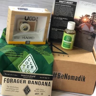 Adventurers Unite with the Nomadik Box Subscription Service #BeNomadik