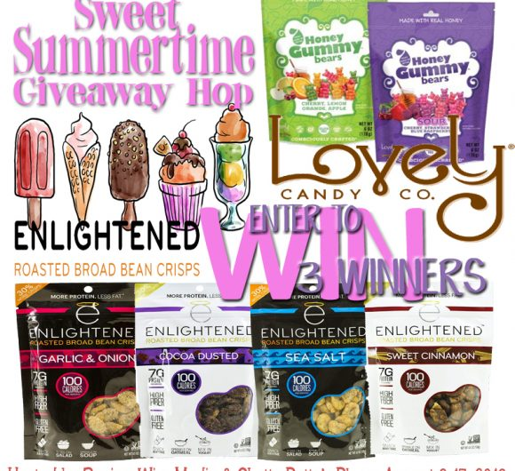 Sweet Summertime Giveaway 2018