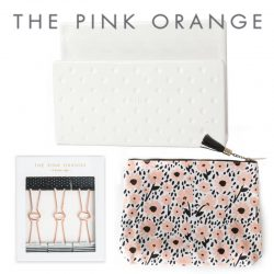 The Pink Orange Office Supplies