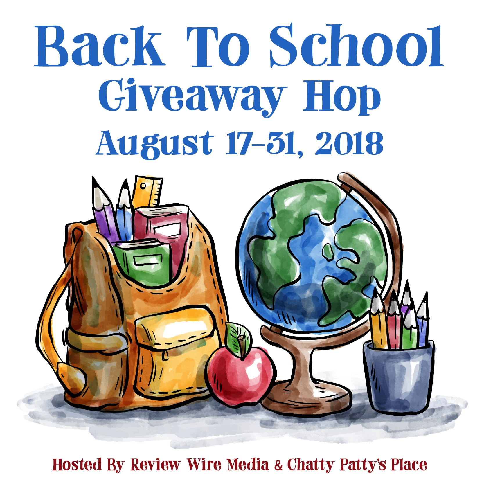 The Review wIRE Back to School Hop 2018
