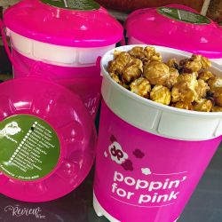 Doc Popcorn Poppin' for Pink PopBucket