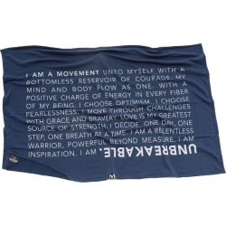 Mind in Motion Strength Project Blanket