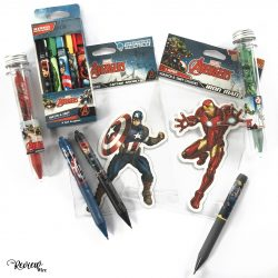 Scentco Avengers School Supplies