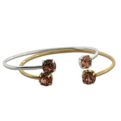 Swarovski Stackable Gemstone Bangle
