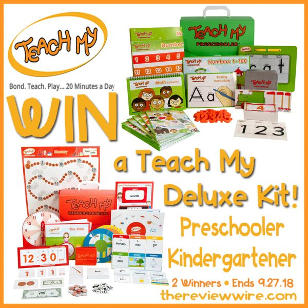 The Review Wire: Teach My Giveaway
