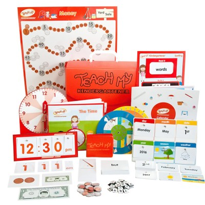Teach My Learning Kits: Preschooler and Kindergartener