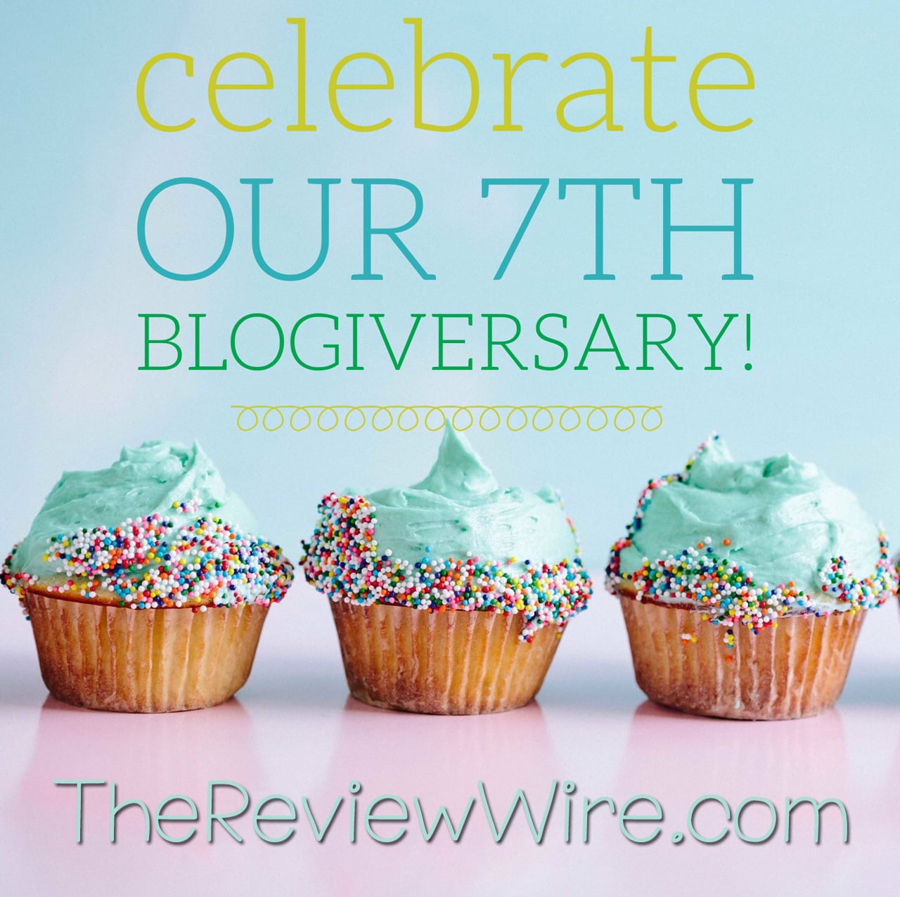 The Review Wire 7th Blogiversary