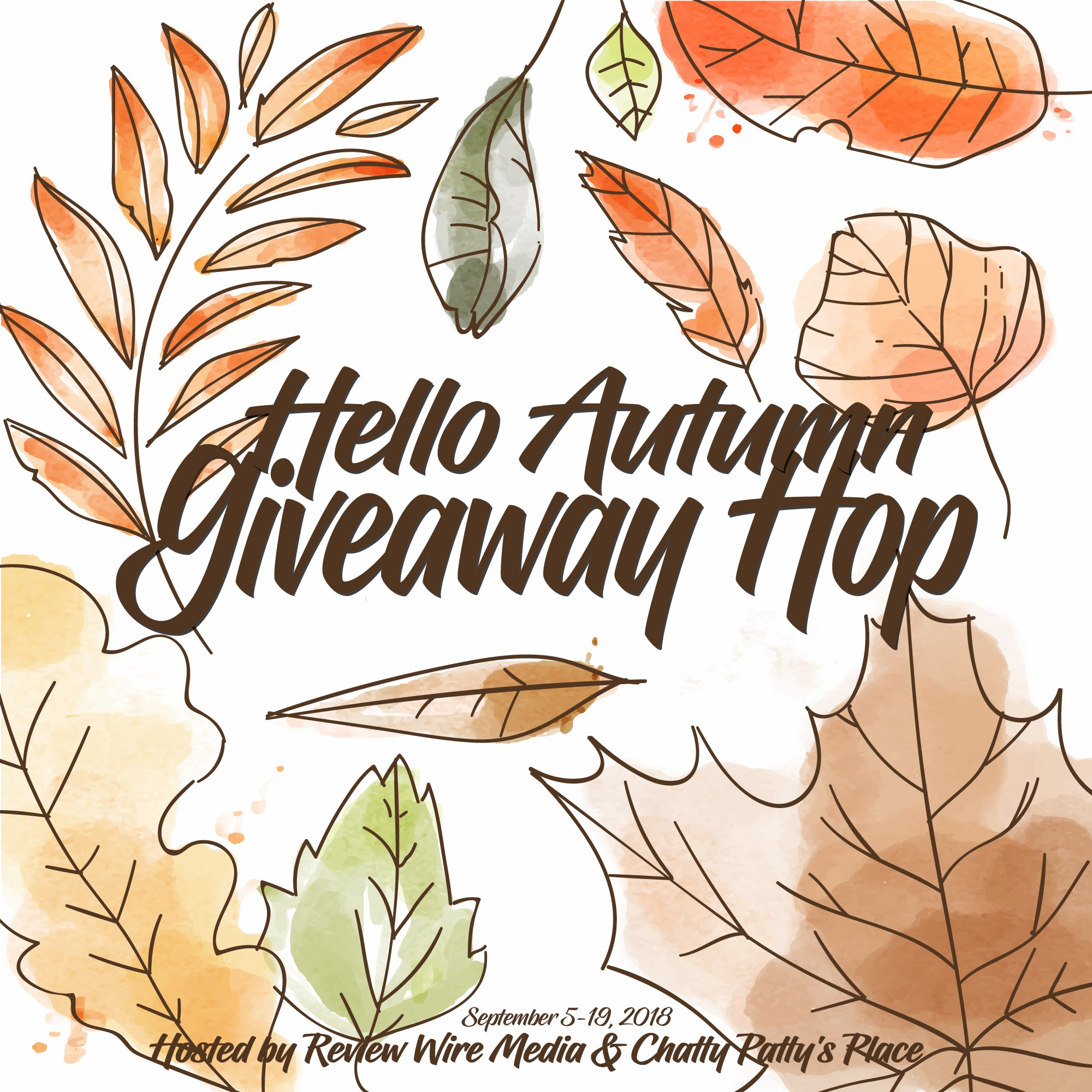 The Review Wire Hello Autumn Hop 2018