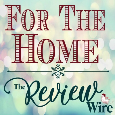 8th Annual Holiday Gift Guide 2019: Gifts for the Home #reviewwireguide