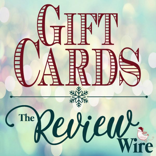 The Review Wire Holiday Guide_Gift Cards