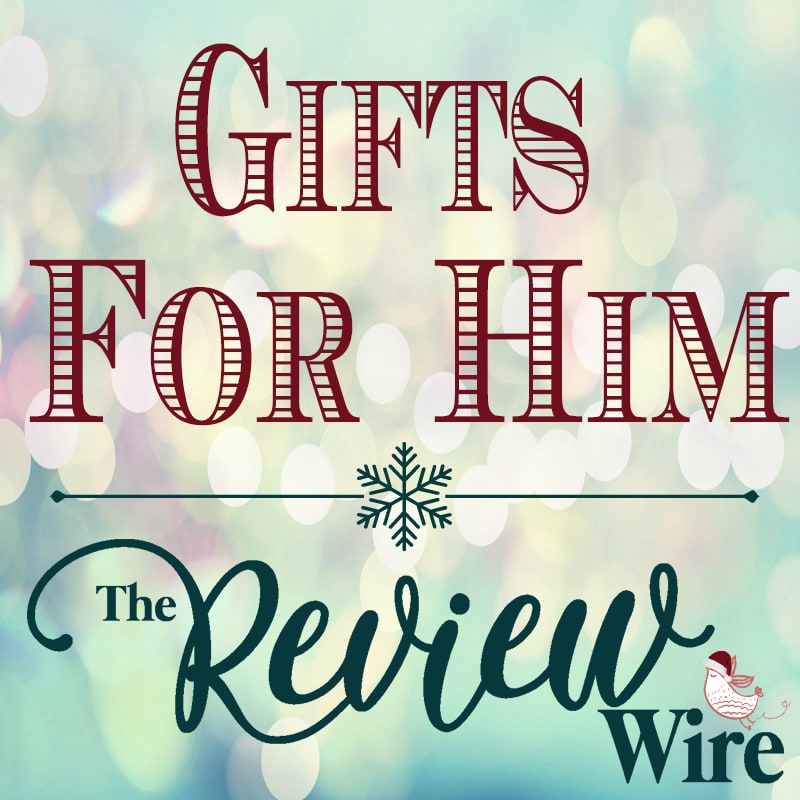 The Review Wire Holiday Guide_Gifts for Him