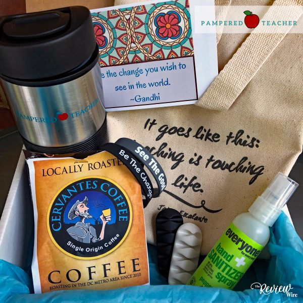 The Review Wire Pampered Teacher Subscription Box