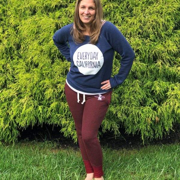 The Review Wire Review: Everyday California Hickie Sweatshirt in Blue