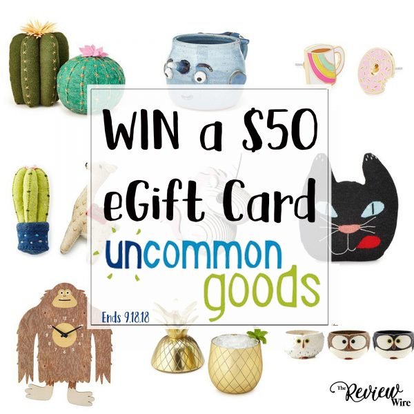UnCommon Goods Giveaway