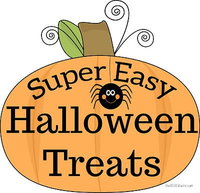 10 Super Easy Halloween Treats