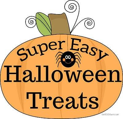 10 Super Easy Halloween Treats