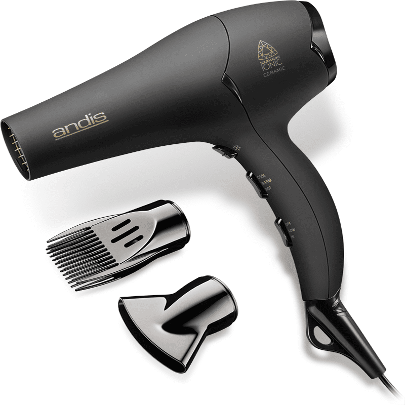 Andis' Pro Dry Soft Grip Hair Dryer