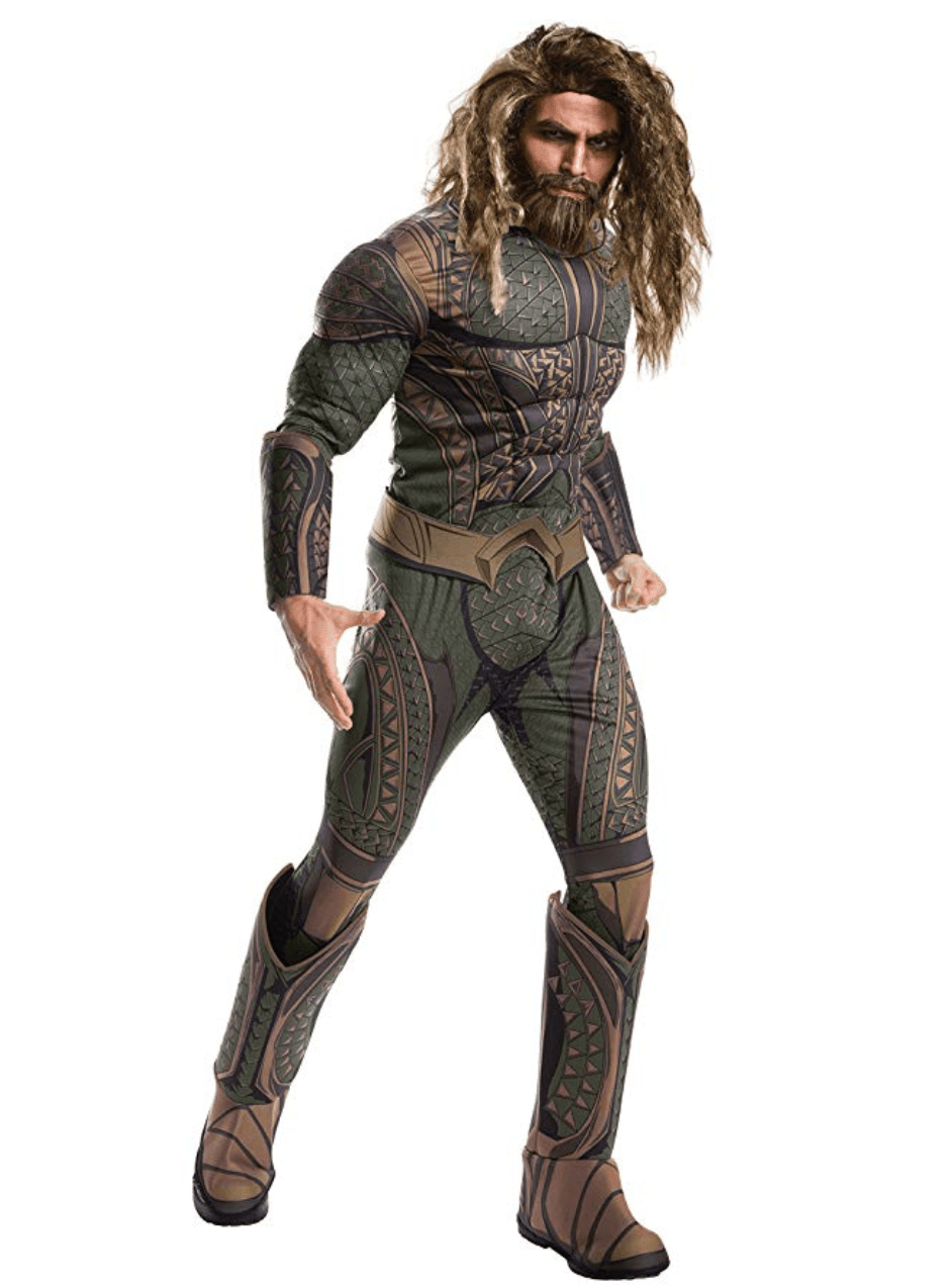 Aquaman Adult Deluxe Costume