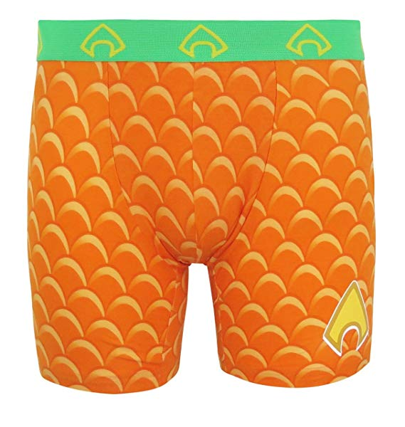 Aquaman Men's Underwear Boxer Briefs