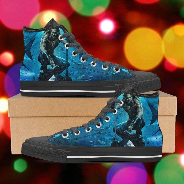Aquaman Shoes