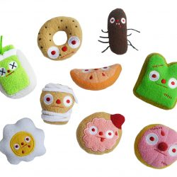 Breakfast Monsters Mini Plush